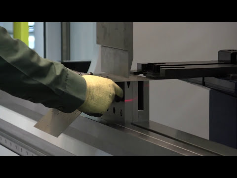 TRUMPF TruBend 5000 Press Brake Demo