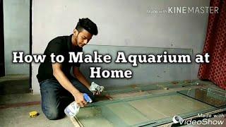How to make big aquarium