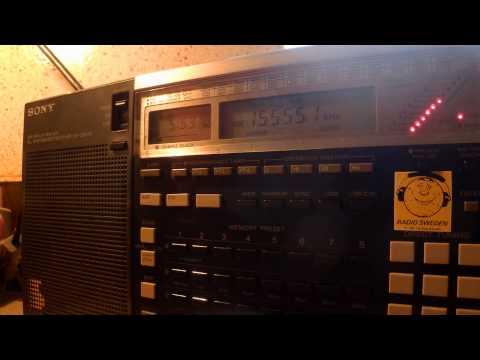 26 03 2015 Radio Dabanga in Sudanese Arabic to EaAf 0552 on new 15555 Madagascar, ex 15550 // 7315