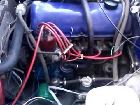 Не работает двигатель ваз 2106