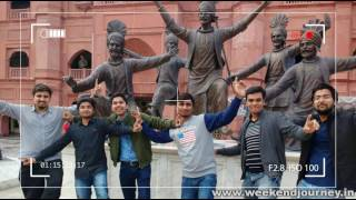 Weekend journey | Amritsar tour | Weekend tour | Holyfull place | Travel video