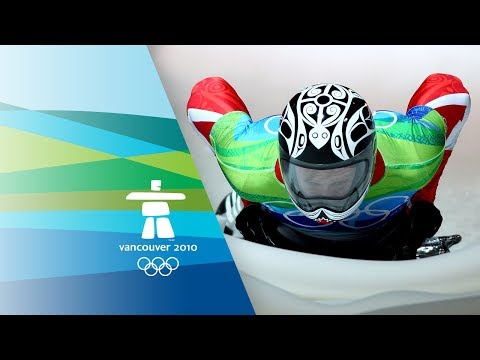 Men's Skeleton Highlights - Vancouver 2010 Winter Olympic Games