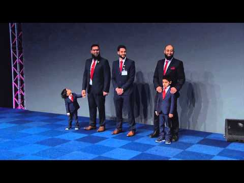 ACN RVP Mohammed Abubakar Qasim Promotion in 11 and a half months FULL HD