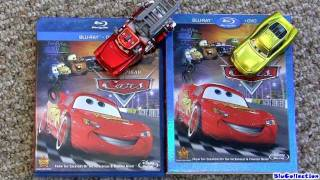 Gold Cruisin Lightning Mcqueen Metallic Finish - Rescue Squad Mater Pixar Disney Toys Blucollection