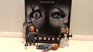 Bride Of Chucky Two Pack/ Birthday Gift