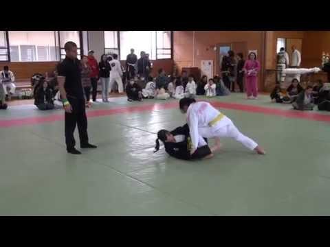COPA GIFU OPEN DE JIU JITSU Dalva VS Paloma