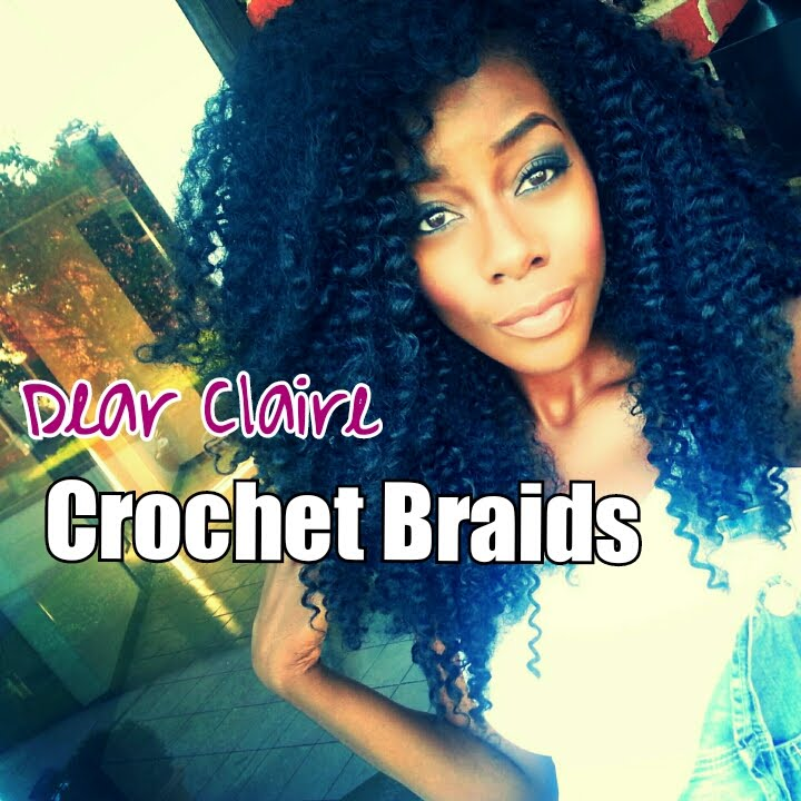 CROCHET Braids with Beading tool - YouTube