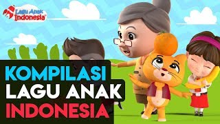 Kompilasi Lagu Anak – 60 Menit – Lagu Anak Indonesia