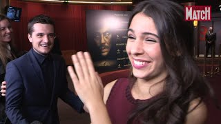 Josh Hutcherson et Claudia Traisac : « Love is in the air ! »