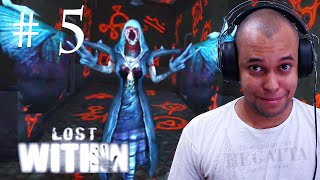 LOST WITHIN GAMEPLAY ANDROID ( O ANJO NEGRO ) - PARTE 5