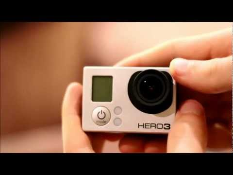 Gopro Hero 3 Black Edition Review and Tutorial