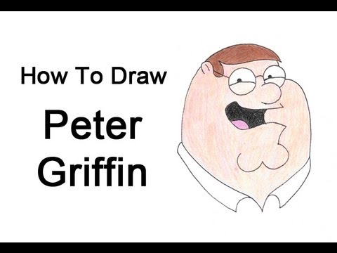 Griffin Draw Something How to Draw Peter Griffin