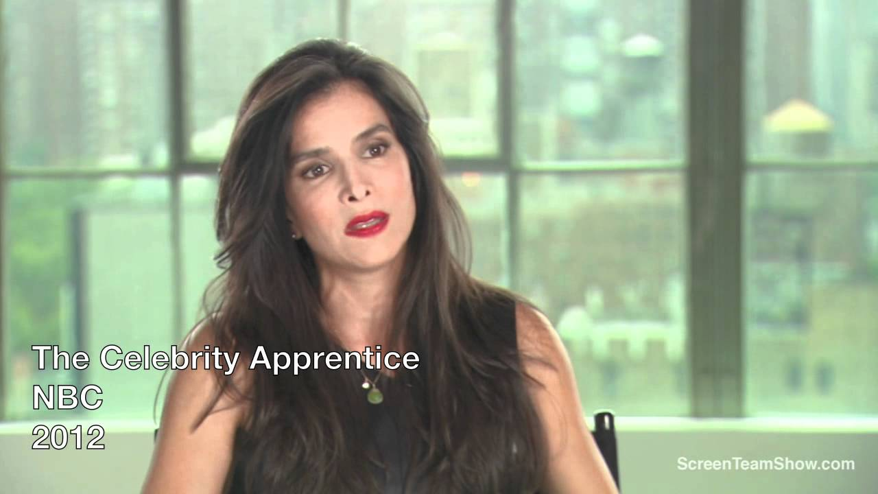 Patricia Velasquez HD Interview - The Celebrity Apprentive ...