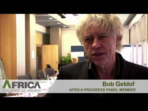Africa Progress Panel meeting mulls finance, opportunity, and jobs