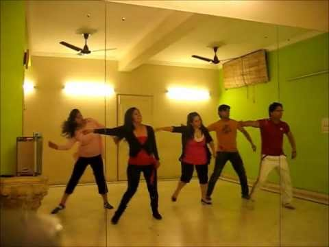 Bollywood Dance Fitness Choreo on Ek Main Aur Ek Tu by Soul...