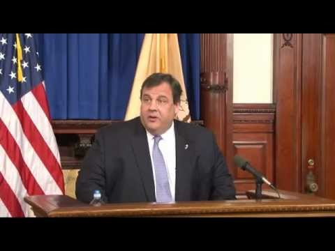 Governor Christie: Natural Disasters Don't Happen In Red States Or Blu...
