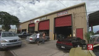 Video: Action 9: A repair shop wrecks car, then refuses to cover the loss