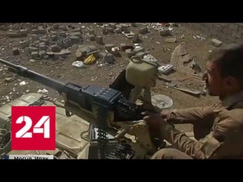 Бои за Мосул: игиловцы устроили расправу над мирными жителями