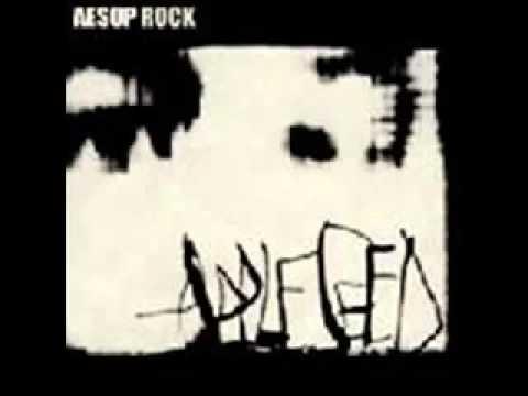 Aesop Rock - Sick Friend