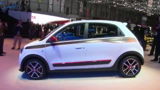 New Renault Twingo live da Ginevra