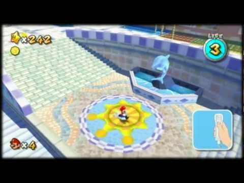 SMG2 Hacking - Super Mario Sunshine model importing