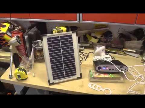 HUBi Solar Power Hub