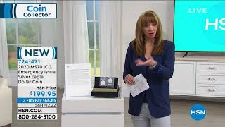 HSN | Coin Collector 05.31.2020 - 09 PM