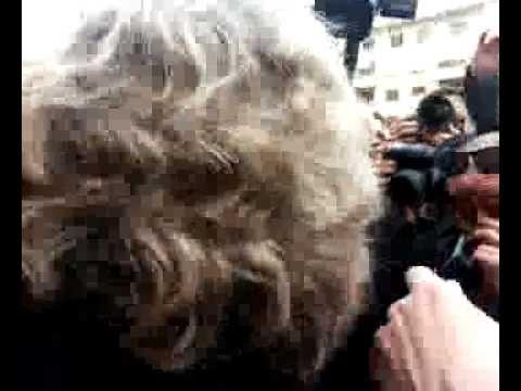 Siena. Beppe Grillo interviene all'Assemblea degli azionisti MPS. 25/01/13. #tsunamitour