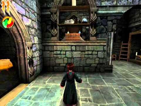 Гарри Поттер и Тайная Комната - Дуэль (3)
