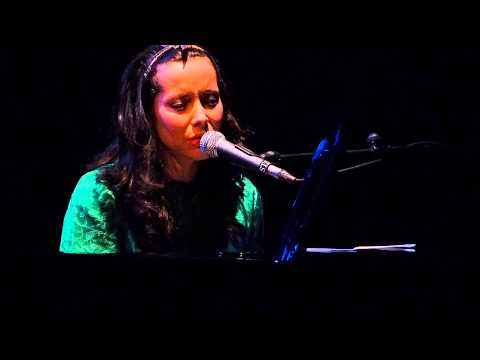 Nerina Pallot - Vena Cava and Damascus live RNCM Manchester 13-02-13