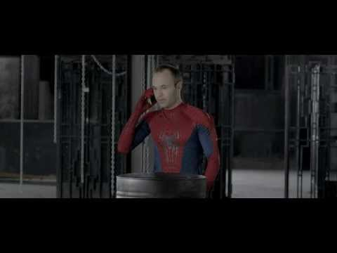 THE AMAZING SPIDER MAN 2  EL PODER DE ELECTRO   SONY Commercial HD