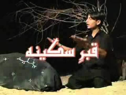 7.qabre Sakina Noha By-zeeshan Abidi 2013.mp4 video