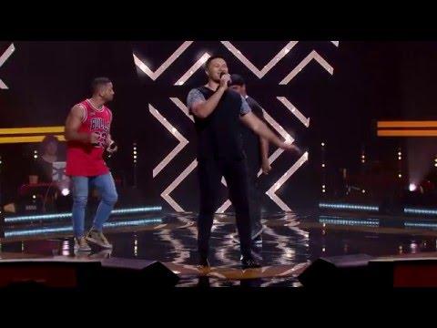 The Koi Boys sing 'Sh-Boom' | The Voice Australia 2016
