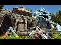 Youtube Thumbnail ARK: Survival Evolved - LEVELING UP, BASE UPGRADES & NEW DRAGONS!! (ARK Ragnarok Gameplay)