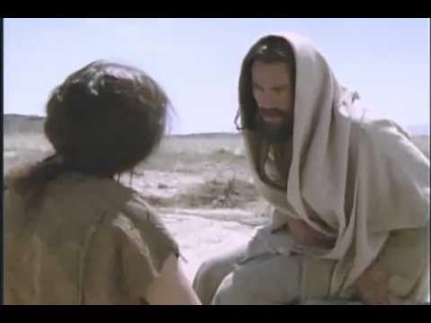 La Mujer en el Pozo, mujer samaritana