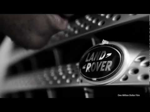 Bacary Sagna disco dances for stylish Range Rover advert