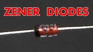 What is a zener diode?