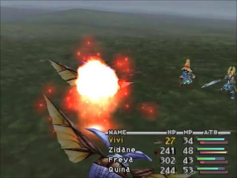 Let's Play Final Fantasy 9 Part 17 2/2 - Meeting Quina