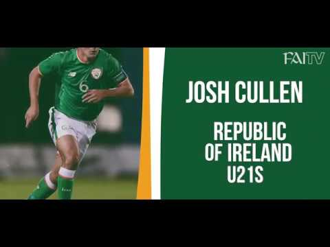 U21 INTERVIEW | Captain Josh Cullen on his POTY award