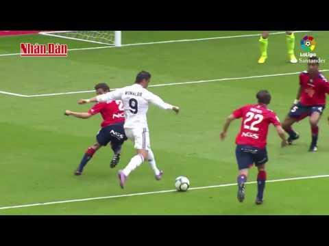 Tin Thể Thao 24H Hôm Nay (19h45- 28/12): Ronaldo Nhận Giải Thưởng VĐV Xuất Sắc Nhất Châu Âu Năm 2016 | tin the thao 24h hom nay