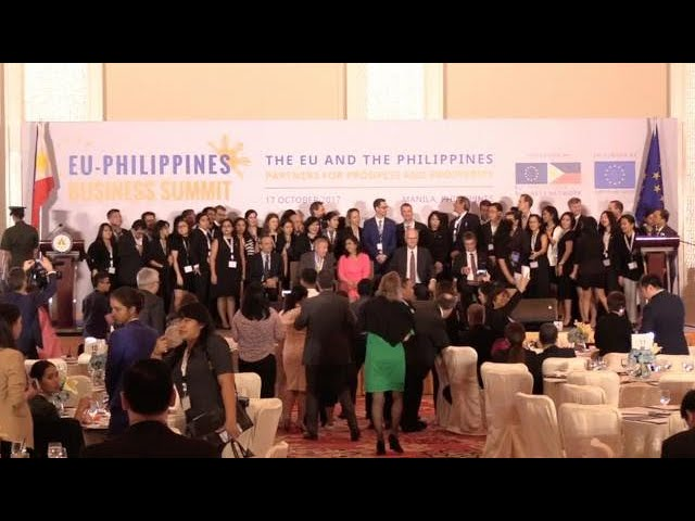 Robredo hopes rights issue won't strain PH-EU ties