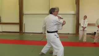 Chalfont Course 2013 Seoi Nage & Tai Otoshi