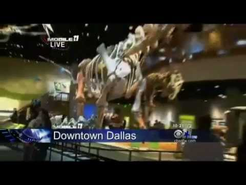 New Dallas Nature And Science Museum Opens