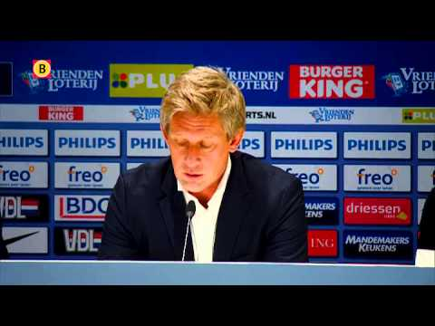 Marcel Brands over rugoperatie Phillip Cocu