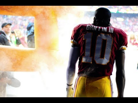 Robert Griffin III - The Redskin Hero