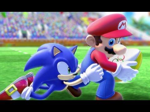 Mario & Sonic at the Rio 2016 Olympic Games - Heroes Showdown (Team Sonic)