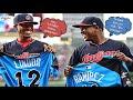 JOSÉ RAMÍREZ | Vida & Logros | MLB 2017 Highlights / Infografía