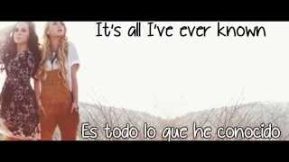 Simple Life - Megan & Liz / English - Español