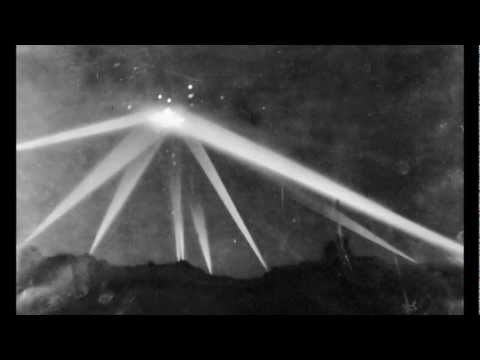 Amazing UFO Sightings During World War 2