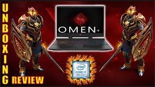 Laptop Omen Intel 8va generacion 15-DC0005LA Unboxing